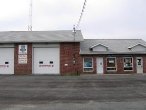 Ward 3 Fire Hall and Library