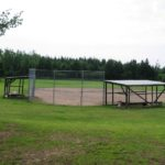Little Rapids Village Park Baseball Diamond