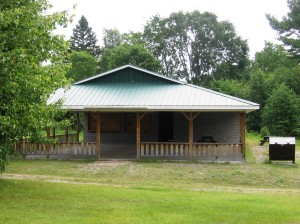 Little Rapids Village Park Gazebo