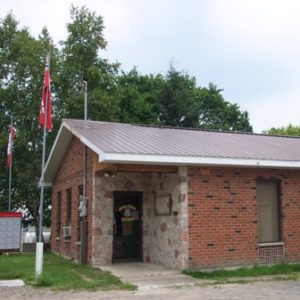 HSFD Stn 1 Office - 69 Little Rapids Rd