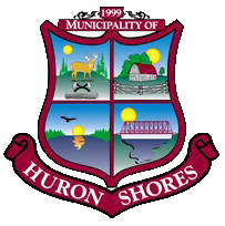 logo for The Municipality of Huron Shores, Ontario, Canada
