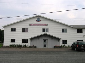Municipal Office, 7 Bridge St., Iron Bridge