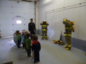 Demonstrating Equipment