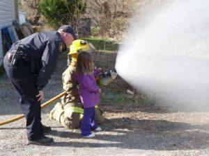 We need more spray!