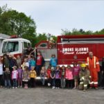Thessalon JK and SK Class Visit Station #1