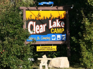 Clear Lake Camp, 21272 Highway 17