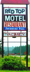 Red Top Motor Inn & Restaurant