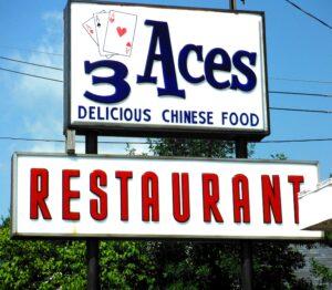 3 Aces Restaurant