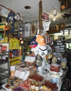 Little Rapids General Store - Behind the Counter