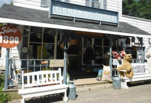 Little Rapids General Store - Exterior