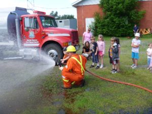 Learning the Basics of the Fire Hose