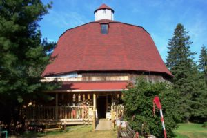 Round Barn Gift Shop, 131 Brownlee Rd.