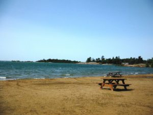 Beharriell Park Beach