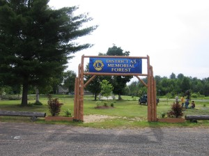 District A-5 Memorial Forest