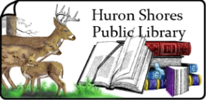 logo for Huron Shores Public Library
