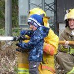 Fire Suppression Practice