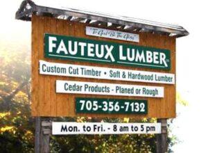 Fauteux Lumber