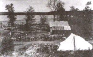 Thessalon Township - Lumber Camp