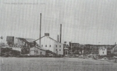 Thessalon - Smelter Plant