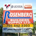 Rosenberg Builders Supply Ltd.