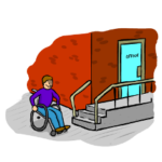 All offices/businesses must be accessible
