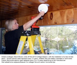 Cottage Fire Safety