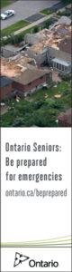 Ontario Seniors:  Be Prepared - ontario.ca/beprepared