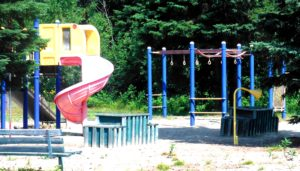 District A5 Memorial Forest Playground