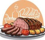 Roast Beef Dinner Fundraiser