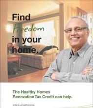 Healthy Homes Renovation Tax Credit