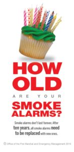 How Old Are Your Smoke Alarms?