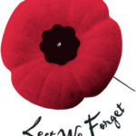 November 11:  Remembrance Day