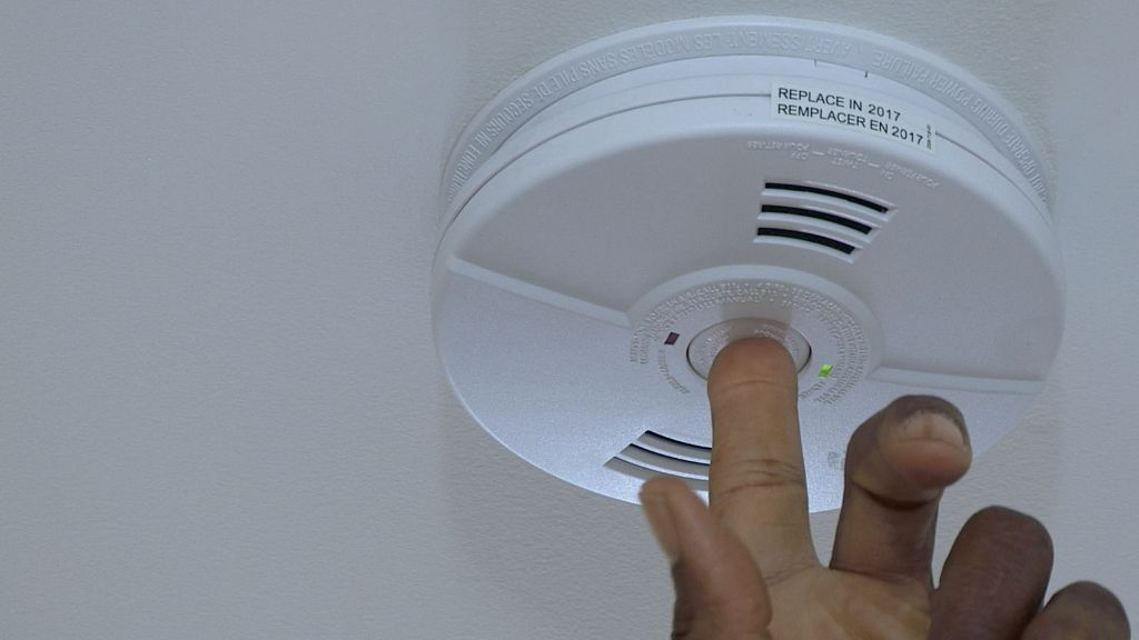 Make sure you have working smoke alarms & CO alarms