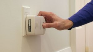 Make sure you have working carbon monoxide alarms