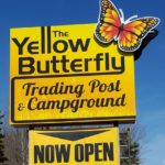 Yellow Butterfly Sign