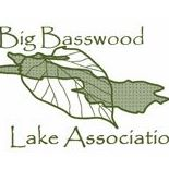 Big Basswood Lake Assn Logo