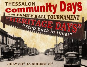 Thessalon Heritage Days