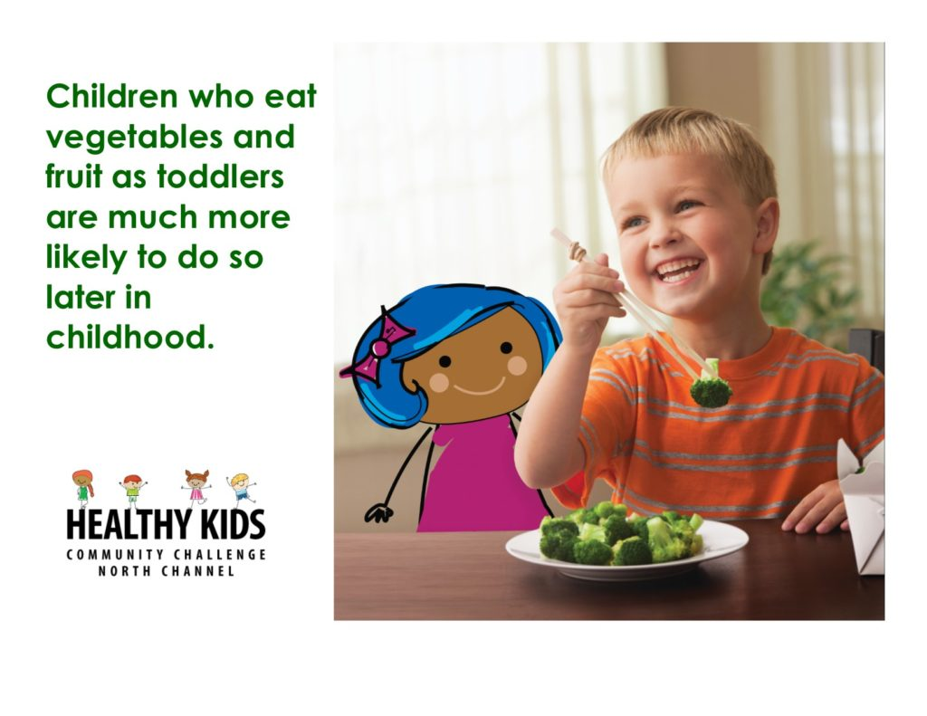 Healthy Kids Message of the Week