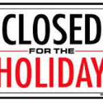 Civic Holiday Closures & Weekend Activities