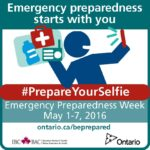 Emergency Preparedness Week:  May 1-7