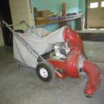 Propane-powered vacuum cleaner 3 of 4