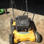 Cub Cadet Lawnmower 1 of 1