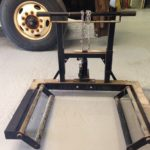 Wheel Dolly for Mounting Tires 1 of 1