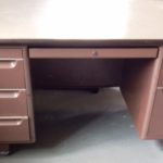 Metal Office Desk 1 of 1