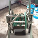 plastic hose reel 1 of 1