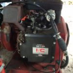 18-hp Briggs & Straiton water pump 1 of 1