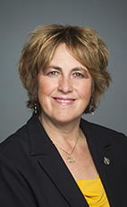 MP Carol Hughes