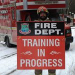 Fire Department Update:  Fall Training & 20-Year Service Awards