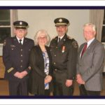 Huron Shores Honours the Retirement of Fire Chief Gib Medve