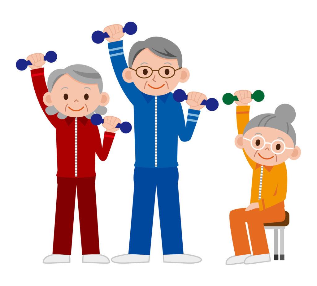 Seniors' Fitness